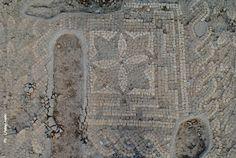 mosaics, detail