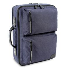 J World New York Station Convertible Laptop Backpack ** You can get more details by clicking on the image.