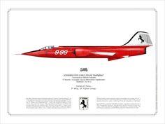 F-104S ASA-M 999 10°Gruppo 9°Stormo AMI 2004