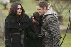 """Regina, Henry and Robin Hood - 5 *12 """"Souls Of The Departed"""""""