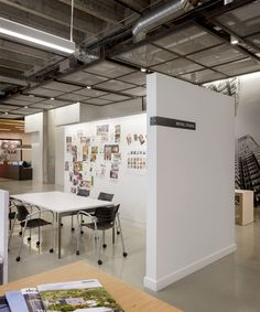 MG2 Offices – Seattle In designing a new headquarters office in downtown Seattle, MG2 envisioned a space that would drive connectivity within the firm and with clients, partners, and the community.