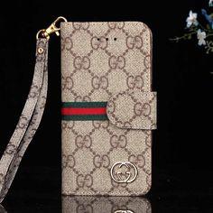 iPhone 6 Case, Gucci 6 Plus Wallet Flip Cover - Beige @ http://www.leavingeasts.net/iphone-6-case-gucci-6-plus-wallet-flip-cover-beige.html