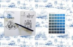 6 Ways to Embrace Toile de Jouy in Your Modern-Day Abode on The Study: The @1stdibs Blog | https://www.1stdibs.com/blogs/the-study/toile-de-jouy/