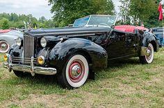 1938 Zukor Darrin Packard Victoria Convertible  © 2012 Herip Associates