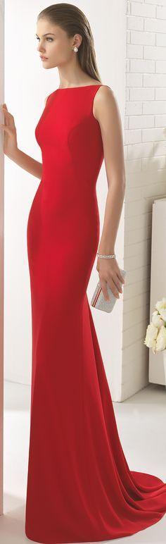 COLLECTION 2017 archivos - Aire Barcelona - Vestidos de novia o fiesta para estar perfecta Elegant Dresses, Pretty Dresses, Formal Dresses, Beautiful Gowns, Beautiful Outfits, Red Fashion, Fashion Dresses, Gala Dresses, Evening Dresses