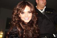 Marisol Gonzalez Hot | Marisol Gonzalez Heats Up Super Bowl XLVI Media Day With Red-Hot ...