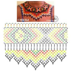 Beaded Shiny Rivoli Pendant or Brooche Beading Tutorial by (Photo tutorial) Diy Necklace Patterns, Beaded Jewelry Patterns, Native Beading Patterns, Bead Loom Patterns, Beading Techniques, Beading Tutorials, Zulu, Beaded Crafts, Bijoux Diy