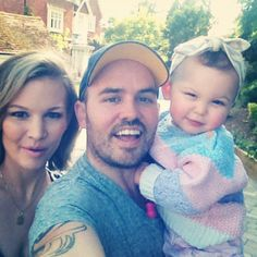 OMG Emilia's the cutest little baby in the world <3 @JonathanJoly Instagram photos | Websta
