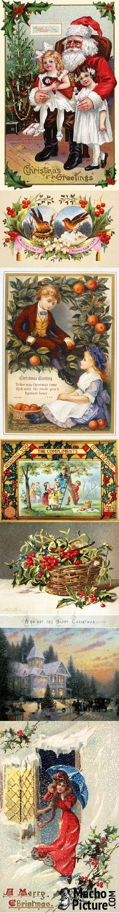 Victorian christmas cards to buy - 8 PHOTO!