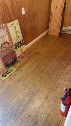 Cheap floors in the utility room. 2 x 6 I think, put down with cut nails. The neighbors probably thought I was killing somebody because I beat thw wood with chains, hammers, screwdrivers, and such. I used two stains so it would have a little more contrast. I did not put the floor down.