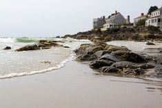 Kennebunk: Mothers Beach & Lords Point