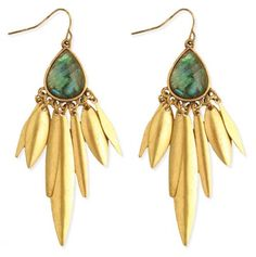 Iridescent Teardrop Earrings - Mothers Day: Jewelry - Events