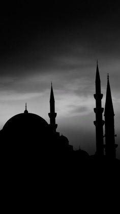 Islamic Wallpaper Iphone, Mecca Wallpaper, Black Phone Wallpaper, Allah Wallpaper, Dark Wallpaper, Islamic Quotes Wallpaper, Motivational Wallpaper, Black Aesthetic Wallpaper, Aesthetic Wallpapers