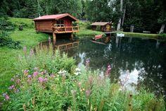 Bowman's Bear Creek Lodge, AK