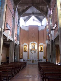 church of Our Lady of Mercy in Nettuno (Italy) - St. Maria Goretti's incorruptable