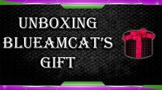 Box Swap with Blueamcat - My Unboxing - Part 2