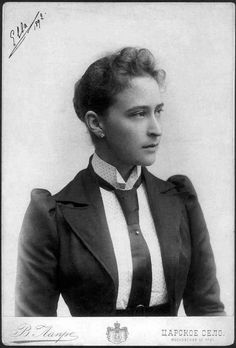 Ella of Hesse, 1892.