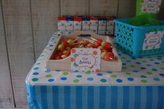 Bubble guppies birthday will be an interesting idea for the kids birthday party design. For the decoration, the supplies with the bubble guppies colors and picture will make it fun. Diy Birthday Themes, Birthday Party Design, Second Birthday Ideas, Girl 2nd Birthday, Bubble Birthday Parties, Bubble Guppies Birthday, Bubble Party, Bubble Fruit, Bubbles