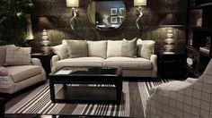 Beautiful Media Room Furniture Houston