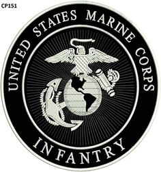 Usmc Marines Infantry T-Shirt Black Once A Marine, Marine Mom, Us Marine Corps, Marine Cake, Us Navy, Marine Quotes, Usmc Quotes, Veteran T Shirts, Veteran Logo