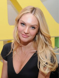 Candice Swanepoel Long Center Part