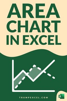 Learn how to quickly create Area chart in Excel. These are just like line charts in Excel, and are often used in business reports and presentations to show variations overtime Excel For Beginners, Excel Hacks, Pivot Table, Absolute Value, Computer Tips, Charts And Graphs, Microsoft Excel, Business Advice, Training Courses