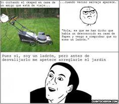 No_me_digas - Ladrón de guante verde