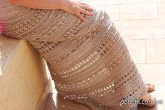 Pagoda falda de Vanessa Montoro. Esquemas