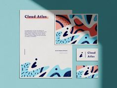 Cloud Atlas Cloud Atlas story film atlas cloud brand identity identity pattern design branding typography The post Cloud Atlas appeared first on Film. Corporate Design, Brand Identity Design, Graphic Design Typography, Brand Design, Cloud Atlas, Graphisches Design, Pattern Design, Design Model, Graphic Design Projects