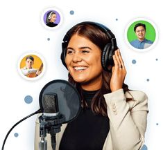 The #1 Marketplace for Voice Over and Audio Services | Voices | Voices Career Exploration, The Voice, Audio