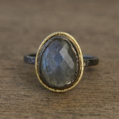 Labradorite Ring  this would work for me!!