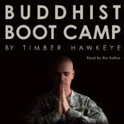 """Buddhism is all about training the mind, and boot camp is an ideal training method for this generation's short attention span. The chapters in this audiobook can be listened in any order, and are simple and easy to understand. Each story, inspirational quote, and teaching offers mindfulness-enhancing techniques that anyone can relate to. You don't need to be a Buddhist to find the Buddha's teachings motivational. As the Dalai Lama says, """"Don't try to use what you learn from Buddhism to be a…"""