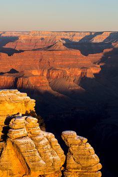 Grand Canyon at Sunrise >>>so pretty!