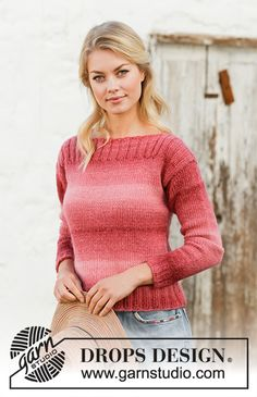 Basic patterns - Free knitting patterns and crochet patterns by DROPS Design Winter Knitting Patterns, Free Knitting Patterns For Women, Crochet Patterns, Scarf Patterns, Knitting Tutorials, Drops Design, Knitwear Fashion, Knit Fashion, Crochet Girls