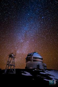 Star gazing at Mauna kea -- Most beautiful thing I've Seen ,Kona Hawaii
