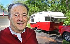 Crawford and his wife plan to take the camper to a rally in Terre Haute next month.