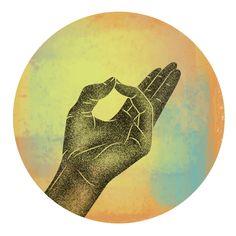 3 Ways Yoga Can Improve Mental Health And Bring Happiness Gyan Mudra, Hand Mudras, Prayer Position, Monkey Mind, Improve Mental Health, Water Element, Chakra Meditation, Pranayama, Buddhism