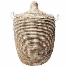 Laundry Basket Tango Zulu Imports Modern Baskets Hamper In Bathroom