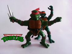 Ninja Turtles / Michelangelo & Raphael