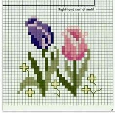 Tiny Cross Stitch, Butterfly Cross Stitch, Cross Stitch Flowers, Cross Stitch Patterns, Knitting Charts, Baby Knitting Patterns, Bargello, Hand Embroidery Designs, Needlework