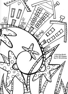 Free Coloring Page From Adult Worldwide The Color Me Happy A