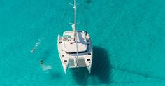 Why should you choose a catamaran for chartering in Phuket? There are many ways to sail around the beautiful island of Phuket. And the Catamaran is certainly a great choice. #SailingHolidaysThailand #YachtCharterHolidays  #CatamaranCharterThailand #YachtCharterThailand #PhuketYachtCharter