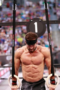 #Rich Froning #Male fitness