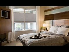 Blackout Cordless Top Down Bottom Up Shades | SelectBlinds
