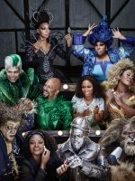 People Are Upset About The Wiz's All-Black Cast
