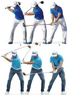 Swing Sequence: Rickie Fowler Photos - Golf Digest #PlayingABetterGolfGame #TipsForImprovingYourGolfGame