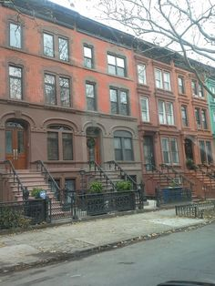 brownstone of bedford stuyvesant brooklyn