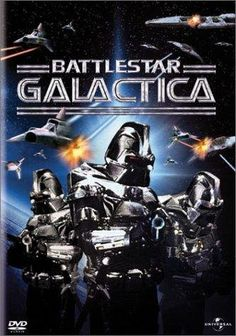 Battlestar Galactica (1978)-a great sci-fi movie of its time. the machines turn and the balle begins 8
