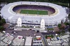 Wembley Stadium (the old one!!!)