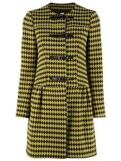 M MISSONI  PATTERNED COAT